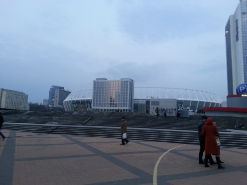 Olmpiysky stadionu