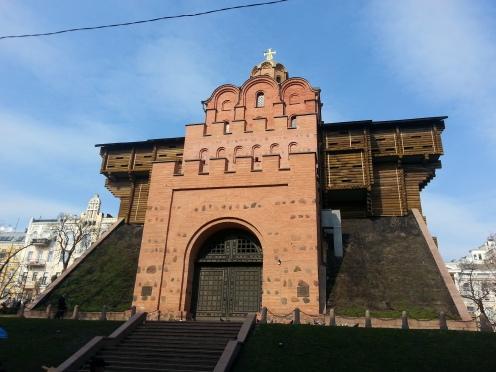 Golden gate - Qızıl Qapı
