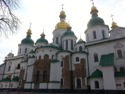 Müqəddəs Sofia katedralı - Saint Sophia's Cathedral
