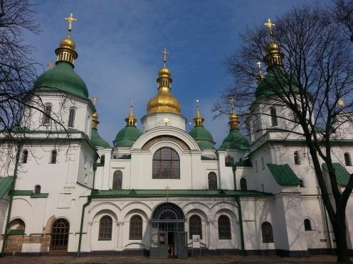 Saint Sophia's Cathedral - Müqəddəs Sofia katedralı