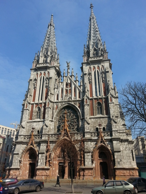 St. Nicholas Roman Catholic Cathedral